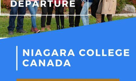 NIAGARA COLLEGE: Hướng dẫn chuẩn bị bay cho sinh viên kỳ tháng 9