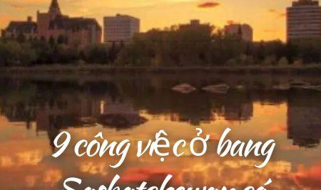 9 công việc ở bang Saskatchewan có nhu cầu tăng lên do COVID-19