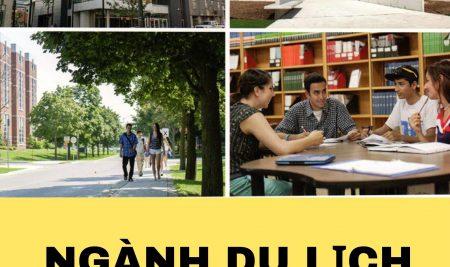Tìm hiểu thêm về ngành DU LỊCH tại Fanshawe College